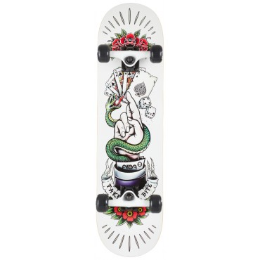 Скейт Fun4U TYB white