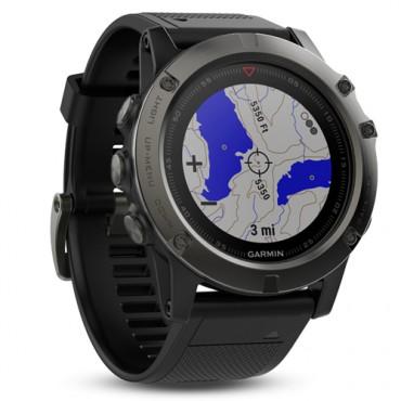 Часы Garmin Fenix5X сапфир