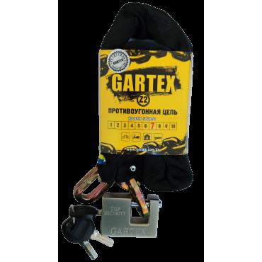 Противоугонная цепь Gartex Z1-1500-003