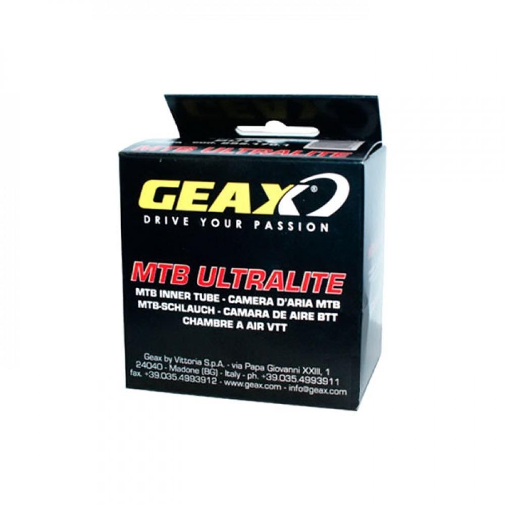 Камера Geax MTB Ultralite 26x1.5/2.25 presta