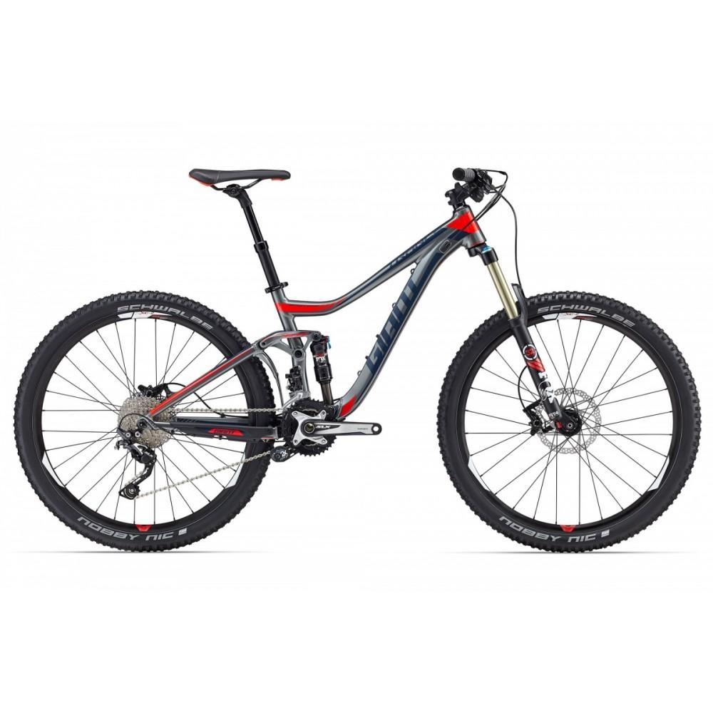 Велосипед Giant Trance 27.5 2 - 2016