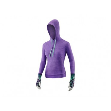 Пуловер с капюшоном женский Liv  Izzy TransTextura