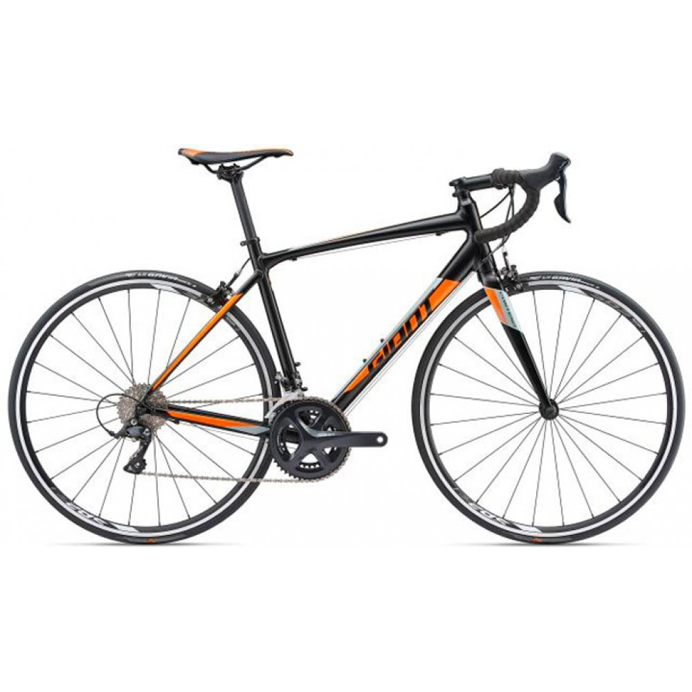 Шоссейный велосипед Giant Contend 1 - 2018