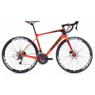 Шоссейный велосипед Giant Defy Advanced 2-HRD 2017
