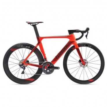 Велосипед Giant Propel Advanced Disc -2018