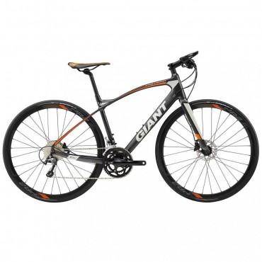 Гибридный велосипед Giant FastRoad CoMax 2 2018