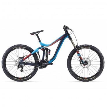 Двухподвесный велосипед Giant Glory 27.5 1 2016