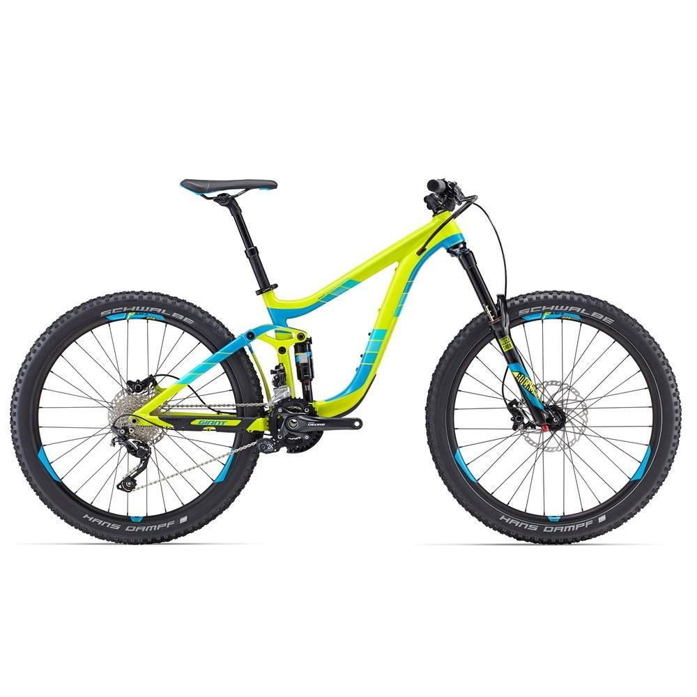 Велосипед Giant Reign 27.5 2 2016