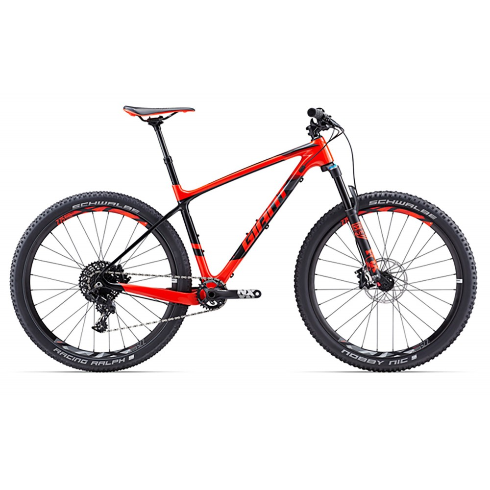 Горный велосипед Giant XTC Advanced SX 2017