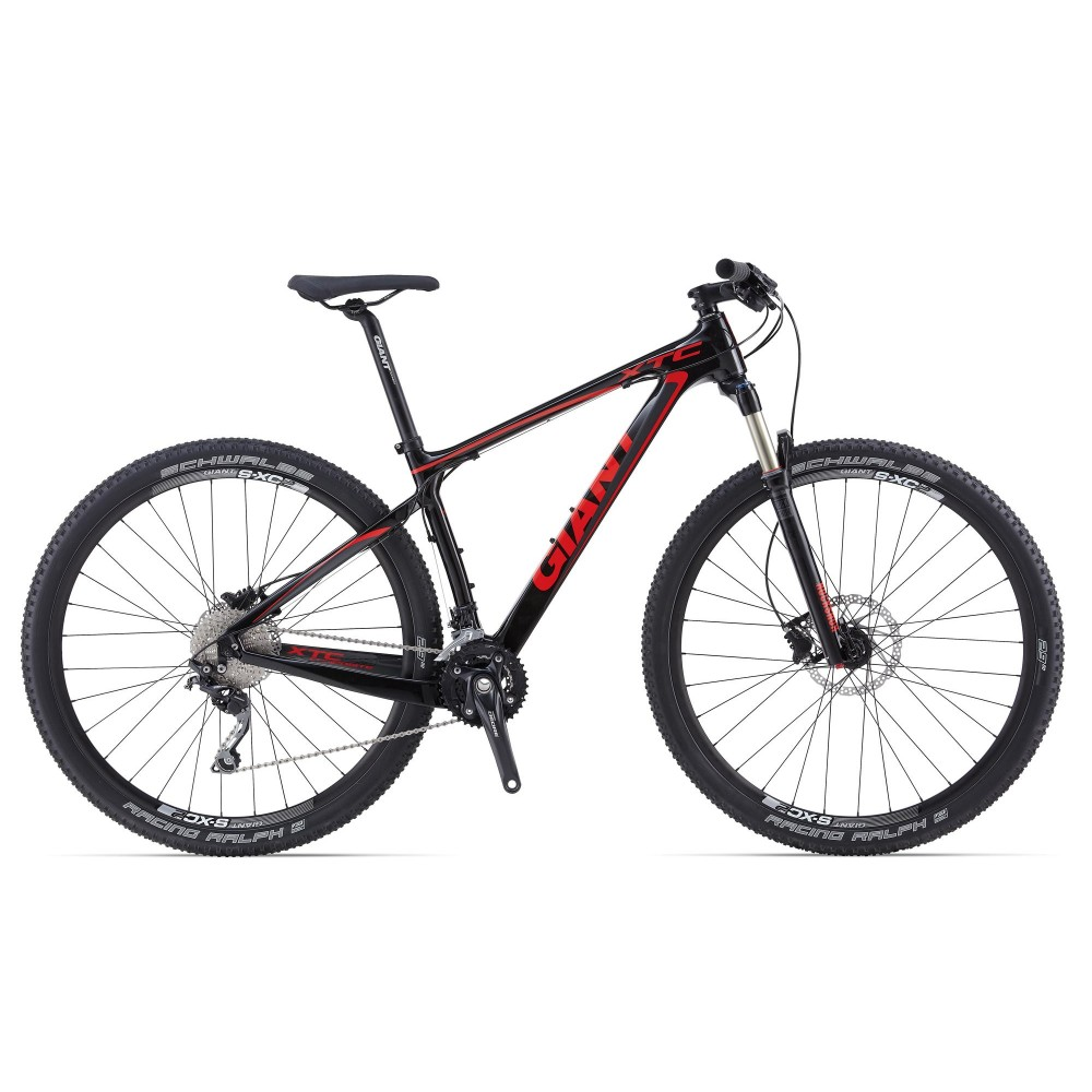 Горный велосипед Giant XtC Composite 29er 2 2014