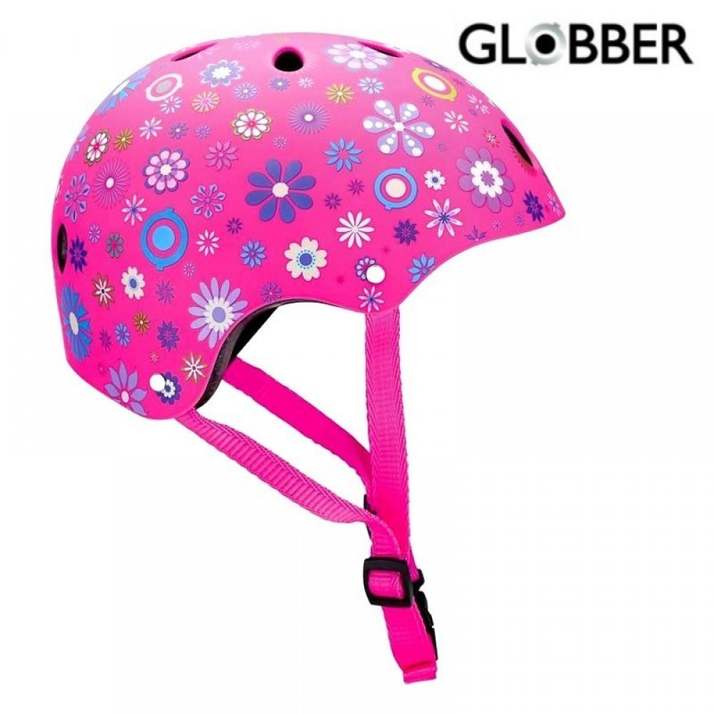 Шлем детский Globber Flowers