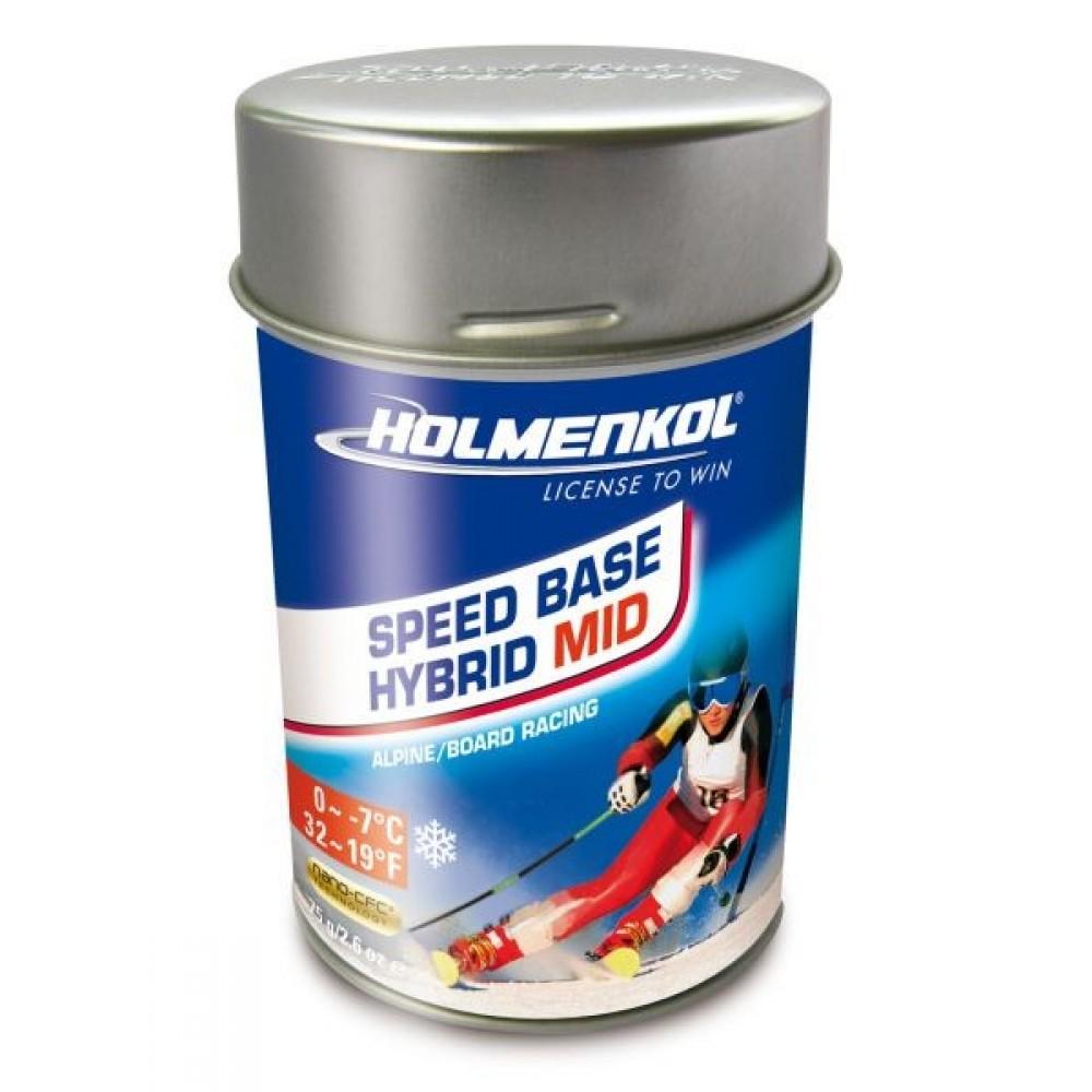 Гранулир. воск Holmenkol SpeedBase Hybrid Mid