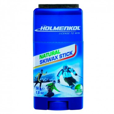 Смазка для лыж Holmenkol Natural Skiwax Stick