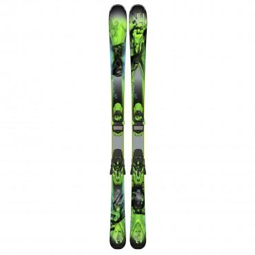 Горные лыжи K2 Potion 74 XTI ERC 11TC (2017- 2018)