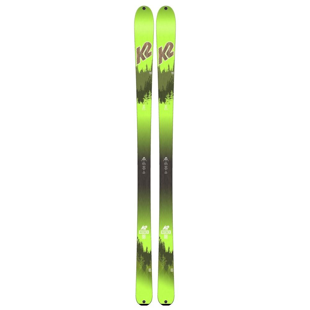Лыжи горные K2 Wayback 96