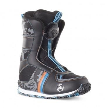 Ботинки сноубордические детские K2 Mini Turbo