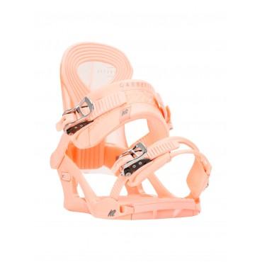 Крепления сноубордические женские K2 Cassette