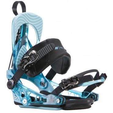Крепления сноубордические Cinch Tryst K2