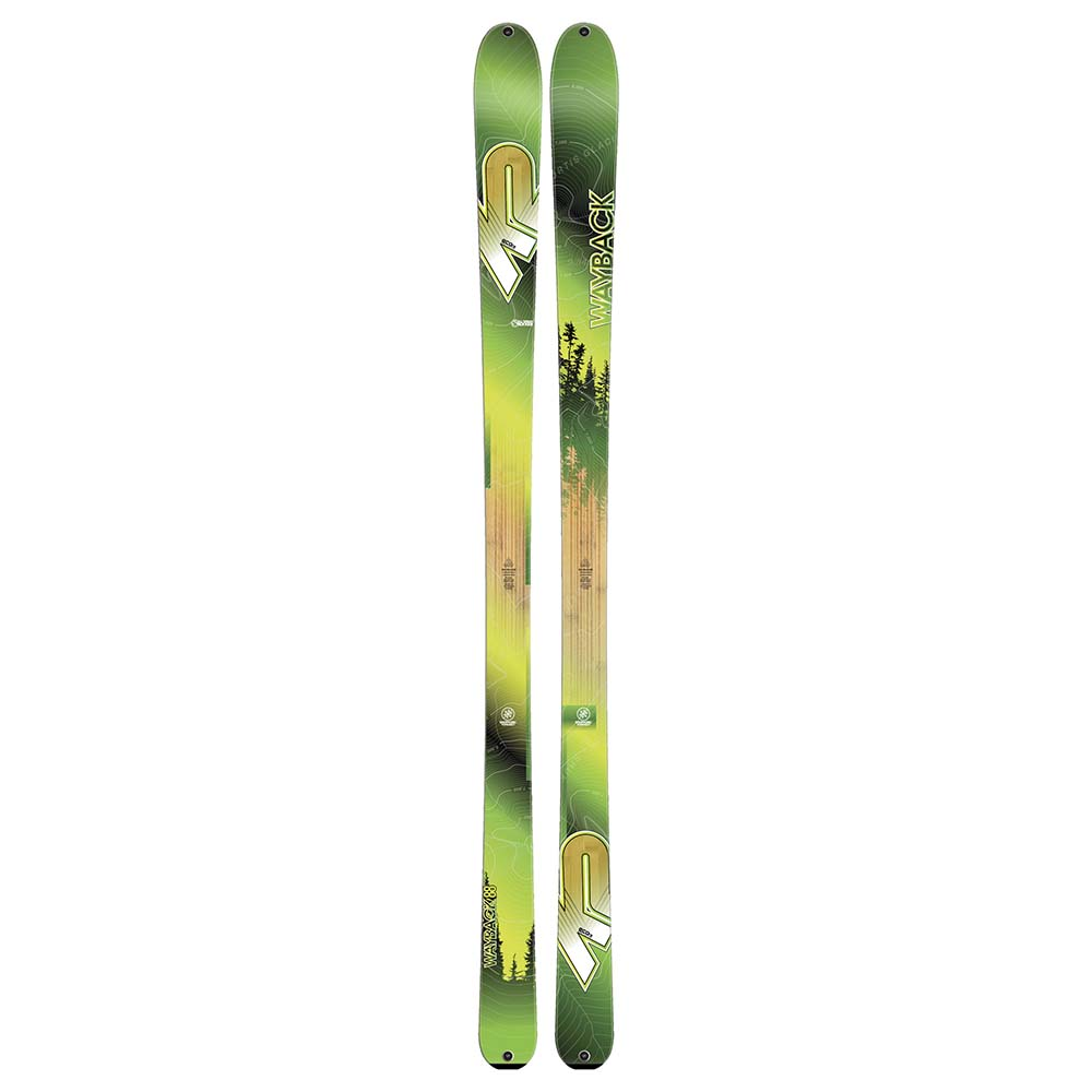 Лыжи горные K2 Wayback 88 ECOre (2017- 2018)