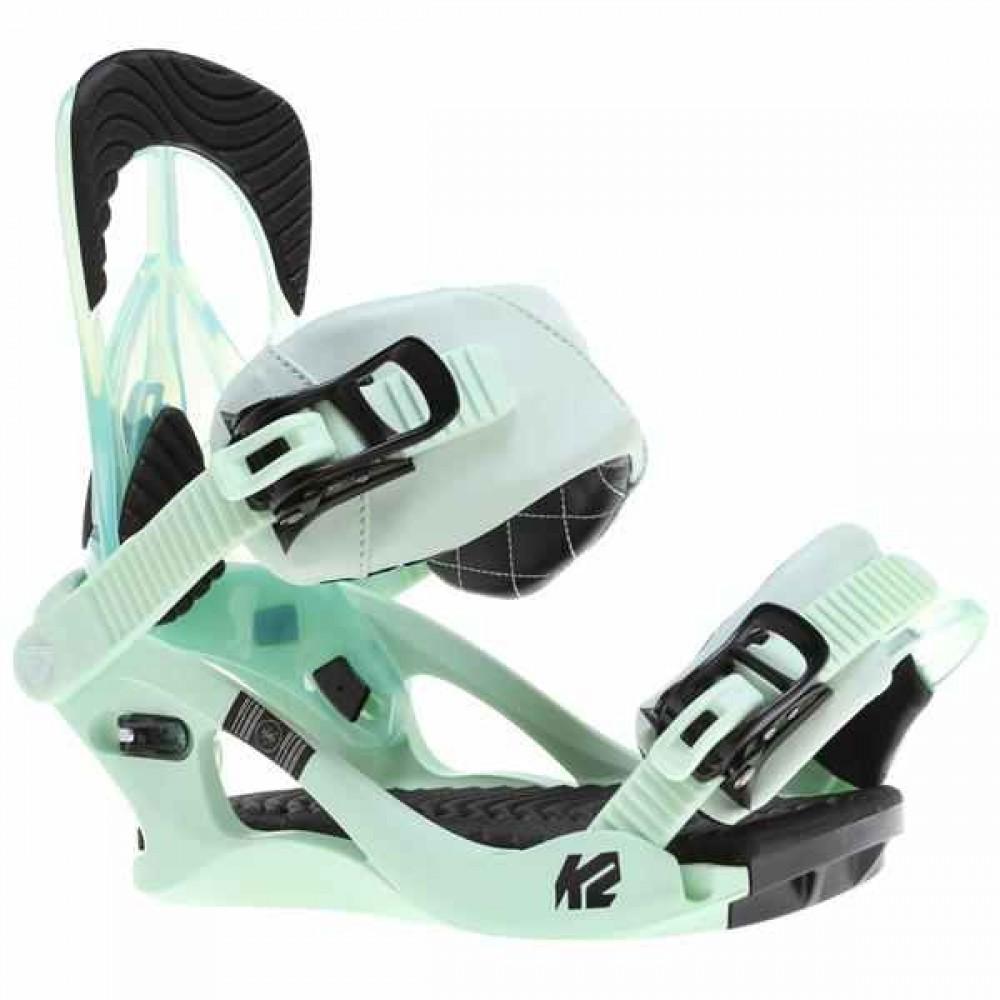 Крепления сноубордические женские K2 Yeah Yeah