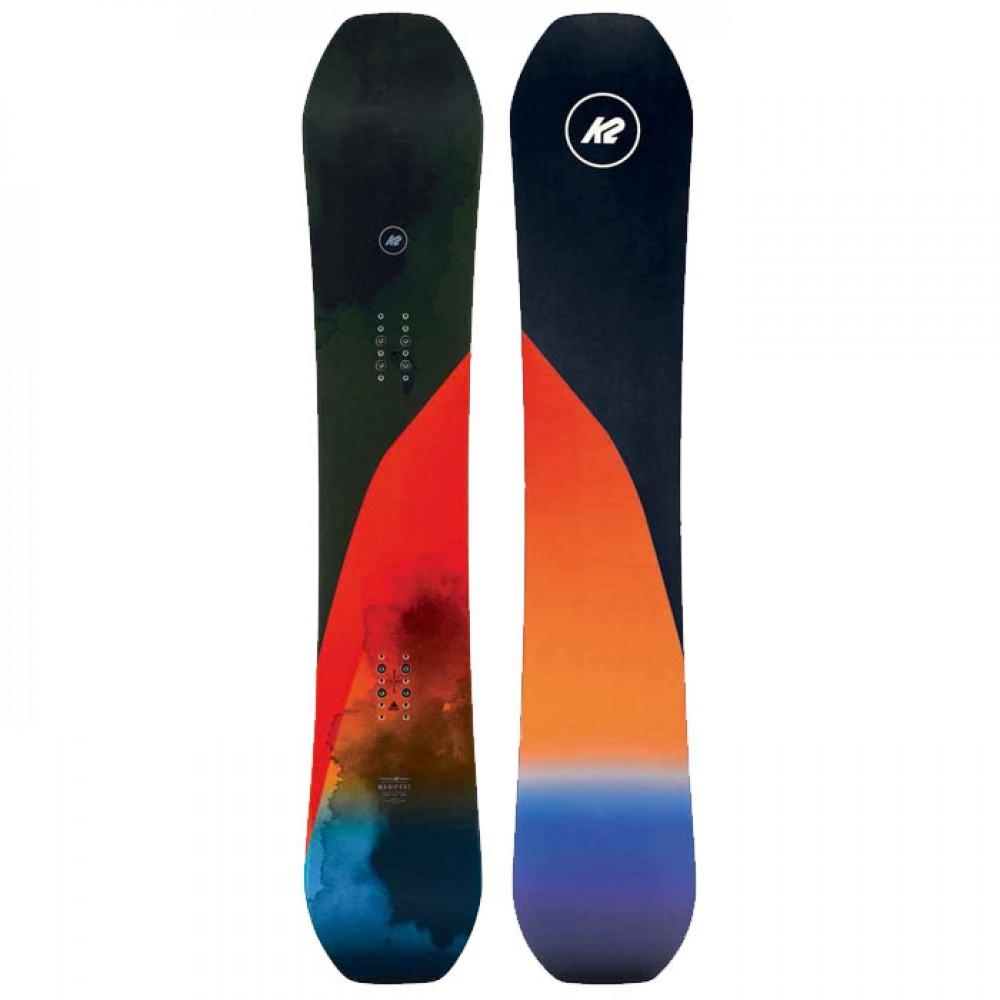 Сноуборд мужской K2 Manifest - 2020