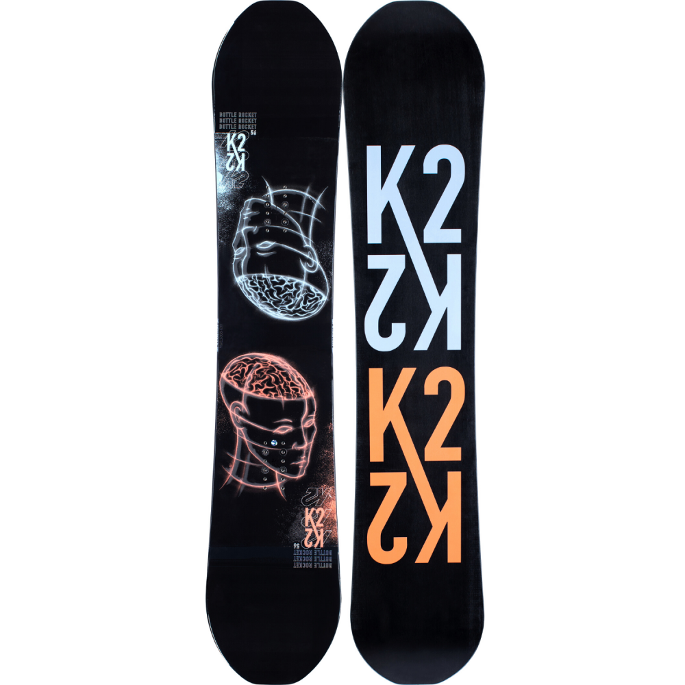 Сноуборд мужской K2 Bottle Rocket - 2021