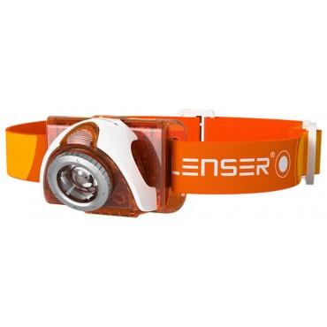 Налобный фонарь Ledlenser  SEO3