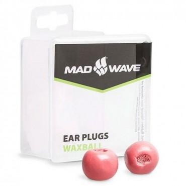 Беруши мягкие Madwave Waxball