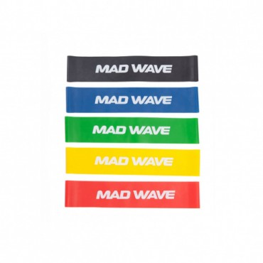 Резинки Madwave Short resistance bands