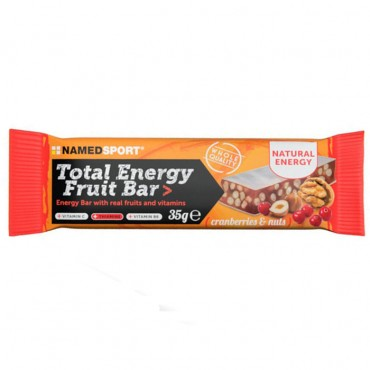 Namedsport  Energy Fruit Bar
