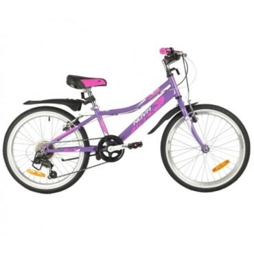 Велосипед Novatrack Alice 20