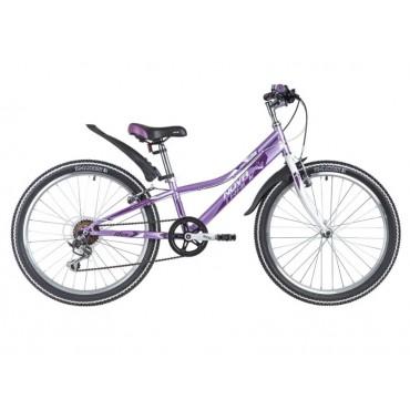 Велосипед Novatrack Alice 24\