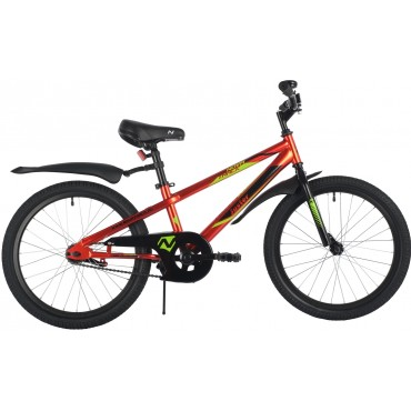 Велосипед Novatrack Juster 20\