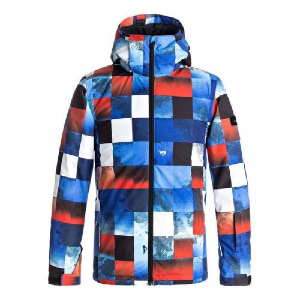 Куртка детская сноубордическая Quiksilver Mission Print