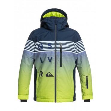 Куртка детская сноубордическая Quiksilver Mission