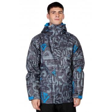 Куртка мужская Quiksilver Mission Printed 10K