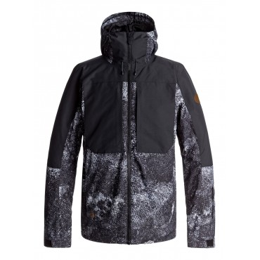 Куртка мужская Quiksilver сноубордическая Ambition TR
