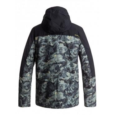 Куртка мужская сноубордическая Quiksilver Mission Block