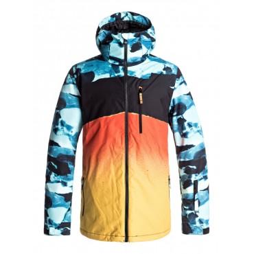 Куртка мужская сноубордическая Quiksilver Mission Eng