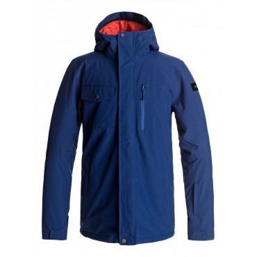Куртка мужская сноубордическая Quiksilver Mission Solid