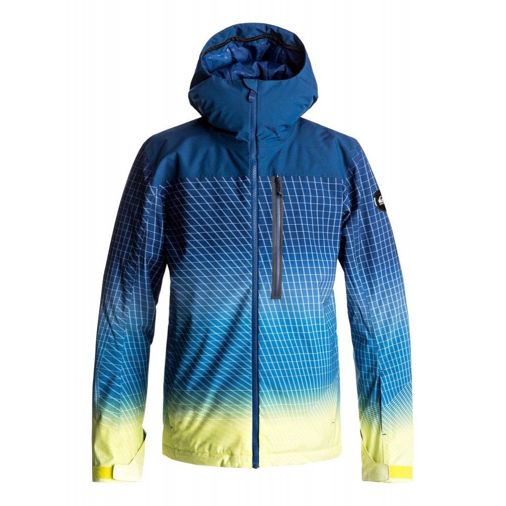 Куртка мужская сноубордическая Quiksilver Gravity