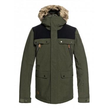 Куртка мужская сноубордическая Quiksilver Selector