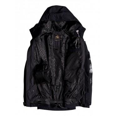 Куртка мужская сноубордическая Quiksilver In The Hood