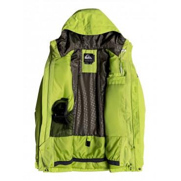 Куртка мужская сноубордическая Mission Quiksilver