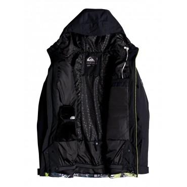 Куртка мужская сноубордическая Mission Block Quiksilver