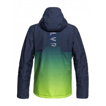 Куртка мужская сноубордическая Quiksilver Mission Plus Engineered