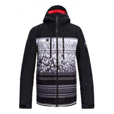Куртка мужская сноубордическая Quiksilver Mission Block Engineered