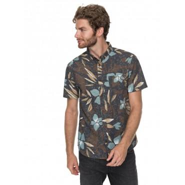 Рубашка мужская Quiksilver Line SS