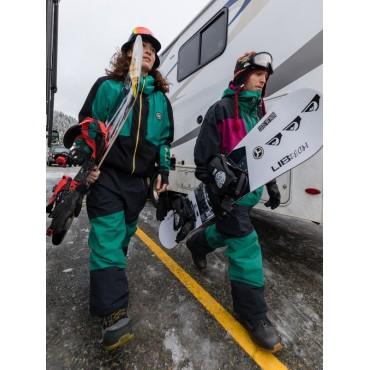 Брюки мужские сноубордические Quiksilver Beater Pt M Snpt