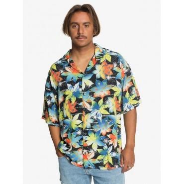 Рубашка мужская Quiksilver Ogcampsargaz M Wvtp